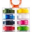 Cinturones de todos los colores !!